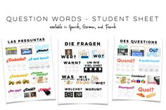 Creative Language Class – Ideas, solutions, and inspiration for world language teachers