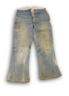 """Levi Strauss """"spring bottom"""" pants...the first bootcut design. I heart my Levi's."""