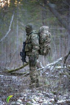 The UF PRO® Striker SloCam BDU.