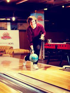 he looks so cute!  -H