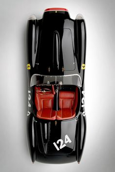 1957 Ferrari 250 Testa Rossa. Probably one of my favourite cars ever....