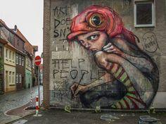 street art#peoplehelppeople#takemeaway#takemethere