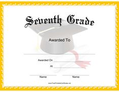Certificate Borders Free Download Prepossessing A Diploma In Golden Brown With The Title In Calligraphyfree To .