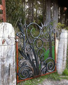 Art Farm Gate