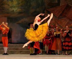 Iana Salenko as Kitri in Don Quixote
