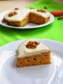 Secret way to the kitchen: Ciasto marchewkowe bez pieczenia, a z patelni