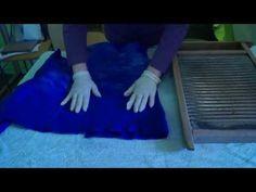 Валяние. Если нет манекена, возьмите стиральную доску - Ярмарка Мастеров - ручная работа, handmade