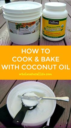 Want to start incorporating more coconut oil into your diet, but aren't sure how to start? Learn how to use coconut oil in your kitchen.