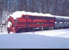 RailPictures.Net Photo: LV 578 Lehigh Valley EMD F7(A) at Whippany, New Jersey by Dennis Zaccardi