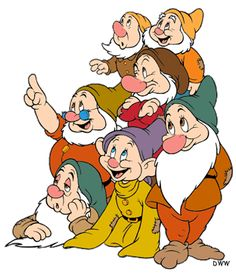 Snow White and The Seven Dwarfs is a Disney movie. It's the first full length Disney movie ever made, and the first full length t. Disney And More, Disney Love, Disney Magic, Disney Art, Disney Pixar, Walt Disney, Snow White Seven Dwarfs, Snow White Birthday, Snow White Disney