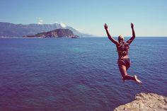 Let's enjoy this summer till the end #summer #summer2016 #budva #mogrenbeach #sea #montenegro #beach #diving #igersmontenegro #summertime #enjoy #life