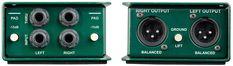 Radial JDI Stereo Direct Box