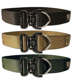 Elite Survival Systems. Cobra rigger's belt.