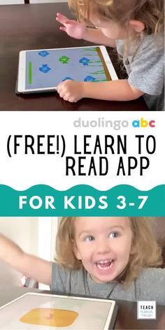 Friends, I've had the chance to really take a look at @duolingo ABC app over the past few days, and we LOOOVE IT!  In this app—in the form of games and mini-lessons, kids learn: phonemic awareness, fluency, phonics, comprehension, handwriting, sight words