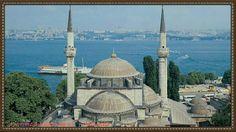❤⚘💙 Mihrimah Sultan Camii Üsküdar