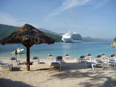 Pull up a chair. #labadee