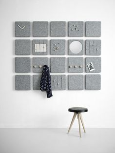 Magnetic boards | Complementary furniture | Felt Panel | Menu. Check it out on Architonic