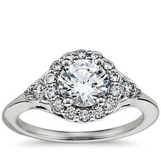 Design Your Own Engagement Ring - Choose a Setting | Blue Nile