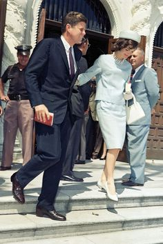 1961, the Kennedys