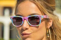 Lilly Pulitzer Madeline Wayfarer Sunglasses- new prints & now polarized