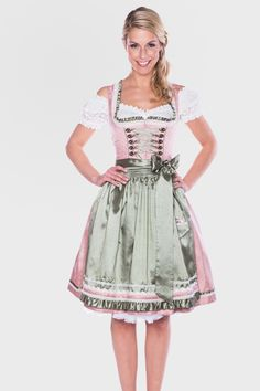Dirndl Real Gem Sexy Dresses, Beautiful Dresses, Summer Dresses, Formal Dresses, Drindl Dress, German Women, Medieval Dress, Trends, Sweet Dress