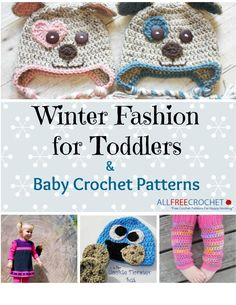 Winter fashion for toddlers baby crochet patterns free ebook by Evlyn - issuu