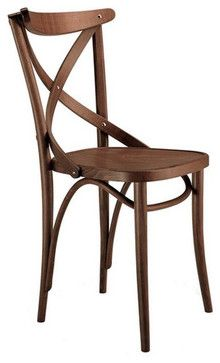 Michael Thonet Designed A150 Bentwood Chair - traditional - dining chairs and benches - Bauhaus 2 Your House