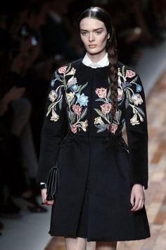 Valentino: Paris Fashion Week A/W 2013