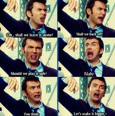 David Tennant wins at facial expressions. David Tennant wins at everything