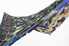 Sleeve. Pieces of Neoprene Wet-Suits. Paul Edmunds