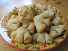 Russische Gänsefüßchen Kekse (Gusinije Lapki) Rezept - Alle Rezepte Deutschland