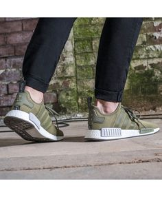 0aeb2691a1211 Adidas Nmd R1 Olive Cargo Green trainers for cheap Adidas Shoes Nmd, Adidas  Nmd R1