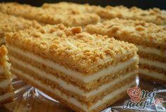 Kolači Archives - Page 12 of 38 - Domaci Recept Desserts To Make, Sweet Desserts, Sweet Recipes, Czech Recipes, Croatian Recipes, Baking Recipes, Cake Recipes, Dessert Recipes, Mini Tortillas