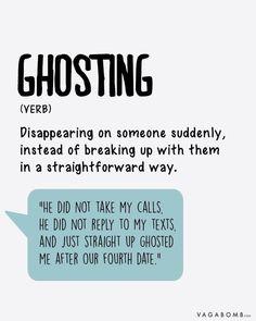 Dating slang words