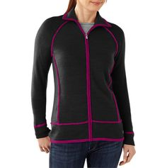 Women's Walker Ranch Full Zip - Merino Wool Sweaters - ShepsSports.com