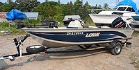 2002 LOWE FM 165S FISHING BOAT FOR SALE IN THE LINDSAY AREA NORTHEAST OF TORONTO, ONTARIO, CANADA SIMILAR TO THE 1995, 1997, 1998 AND 1999 MODELS.