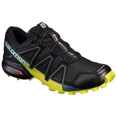 Salomon Men's Speedcross 4 CS Trail Runner | Compare Prices, Set Price Alerts, and Save with