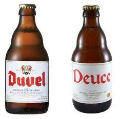 Chega a ser cômico ver um caso desses, onde a cervejaria que fabrica aDuvel (diabo em flamenco), processa a cervejaria que produz a Deuce (diabo em inglês), entenda o caso: