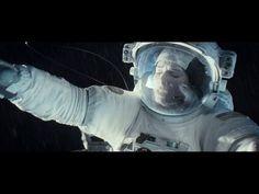 """Assista a dois trailers do filme """"Gravidade"""" http://cinemabh.com/trailers/assista-a-dois-trailers-do-filme-gravidade"""