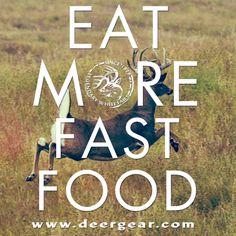 ...and we don't mean #McDonalds! #WeAreLegendary www.deergear.com