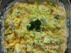 γλυκές δημιουργίες: Πατατοσαλάτα Greek Beauty, Guacamole, Salads, Mexican, Ethnic Recipes, Food, Meals, Salad, Yemek