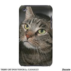 TABBY CAT IPOD TOUCH Case-Mate iPod TOUCH CASE
