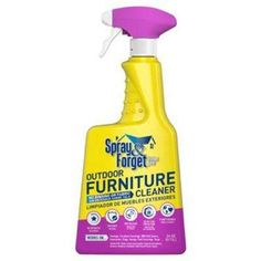 Outdoor Furniture Cleaner Cleaning