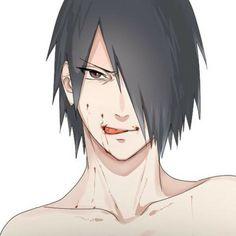 Hmmmm ... Uchiha Sasuke so sexy ♡