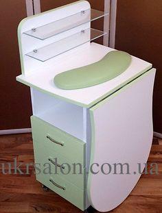 Home Beauty Salon, Home Nail Salon, Nail Salon Decor, Room Ideas Bedroom, Bedroom Decor, Nail Salon Equipment, Nail Room, Office Decor, Diy Furniture