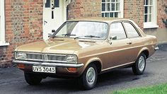 Vauxhall Vıva -