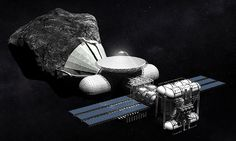 How would asteroid mining work? A visual guide