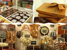 The Past Never Looked So Good - A Vintage Candy Buffet! | Candy Galaxy