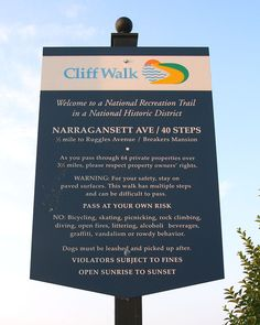 Cliff Walk, Newport, Rhode Island - Travel Photos by Galen R Frysinger, Sheboygan, Wisconsin