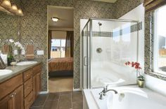 """""""Georgetown"""" floor plan in Sharpe Farms - New Homes in Dacono, CO   Henry Walker"""